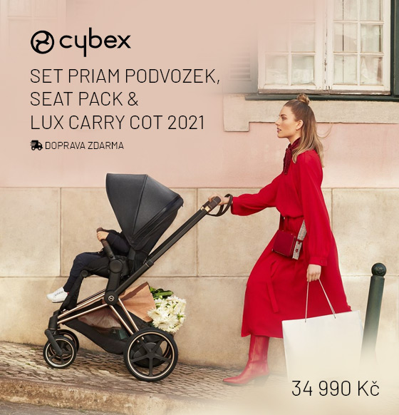 Cybex Priam dvojkombinace